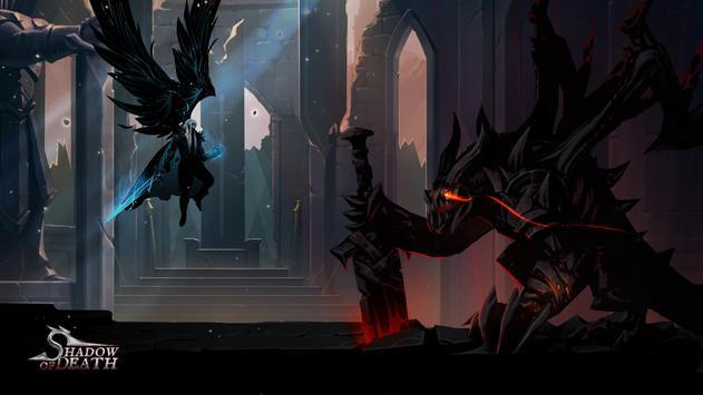 Shadow of Death: Dark Knight - Stickman Fighting captura de pantalla 11