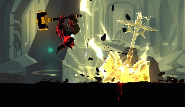 Shadow of Death: Dark Knight - Stickman Fighting captura de pantalla 2