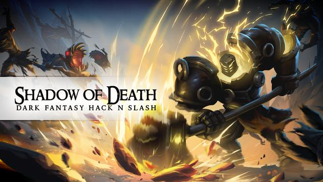 Shadow of Death: Dark Knight - Stickman Fighting captura de pantalla 6