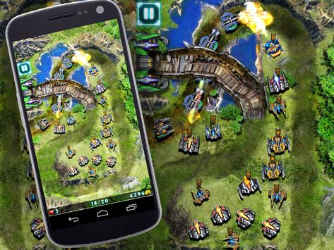 Galaxy Defense captura de pantalla 4