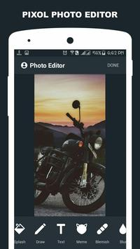 Pixol Photo Editor screenshot 4
