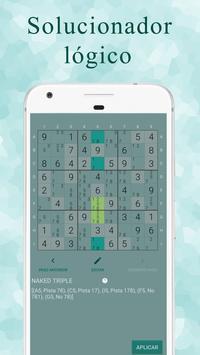 Ninja Sudoku captura de pantalla 5