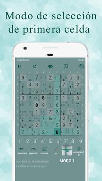 Ninja Sudoku captura de pantalla 2