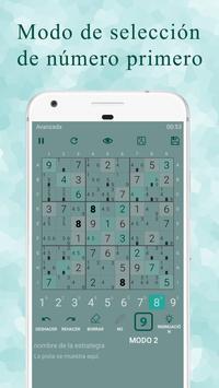 Ninja Sudoku captura de pantalla 3