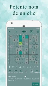 Ninja Sudoku captura de pantalla 4