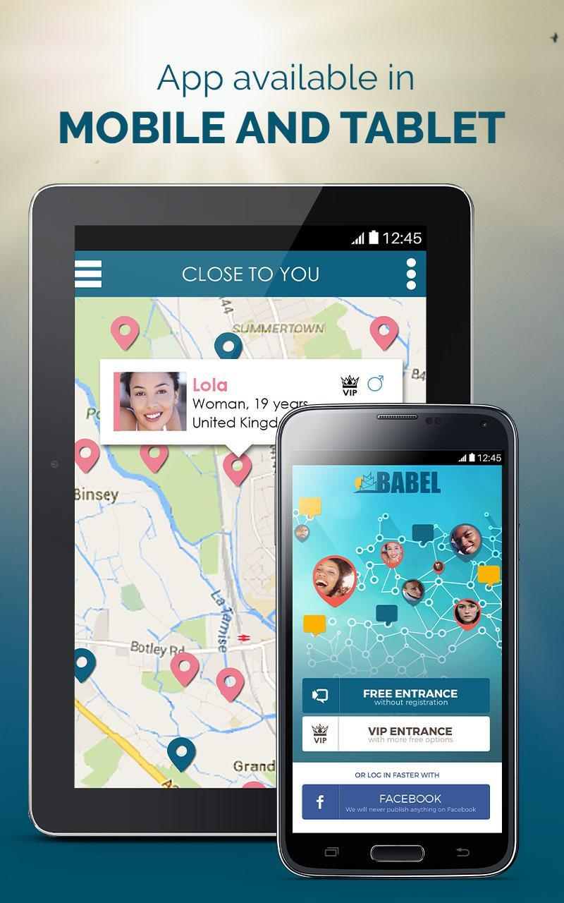 BABEL: International Chat & Dating for Android - APK Download