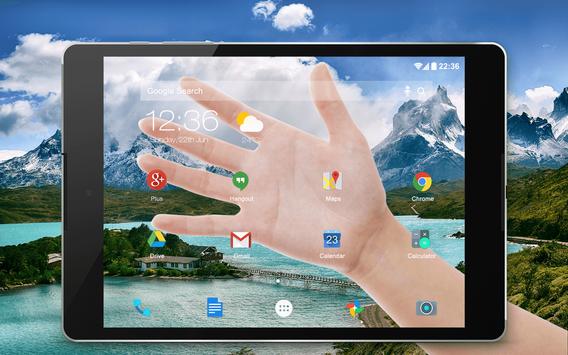 شاشة شفافة تصوير الشاشة 5