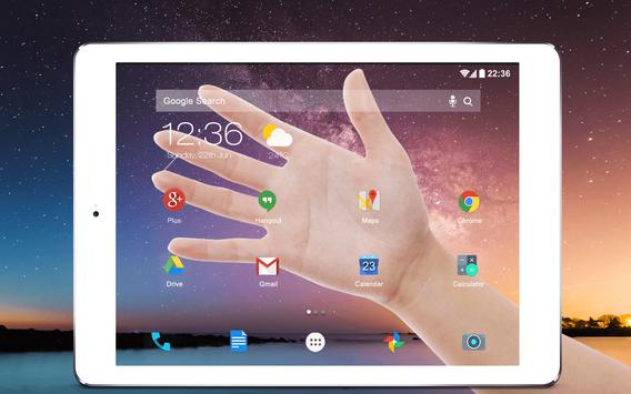 شاشة شفافة تصوير الشاشة 12