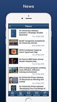 Air University screenshot 3