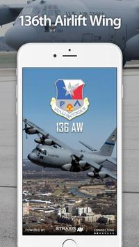 136th Airlift Wing poster