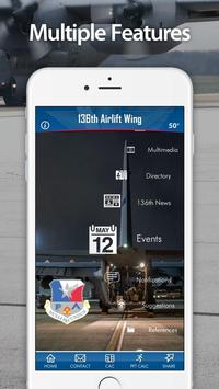 136th Airlift Wing screenshot 1
