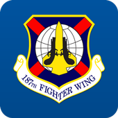 187th Fighter Wing icon