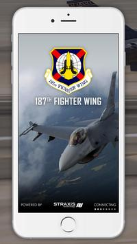 187th Fighter Wing poster