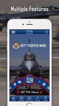 187th Fighter Wing screenshot 1