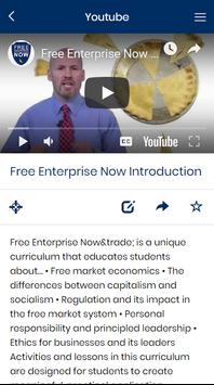 Free Enterprise Now screenshot 1