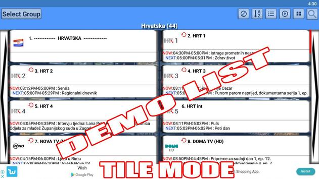 ULTIMATE IPTV Plugin-Addon Screenshot 10