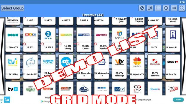 ULTIMATE IPTV Plugin-Addon Screenshot 1