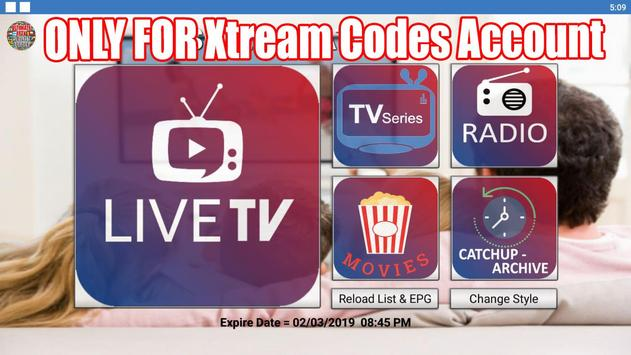ULTIMATE IPTV Plugin-Addon Screenshot 2