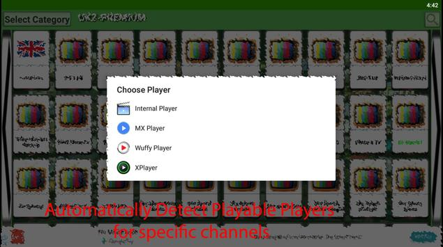 ULTIMATE IPTV Plugin-Addon Screenshot 8