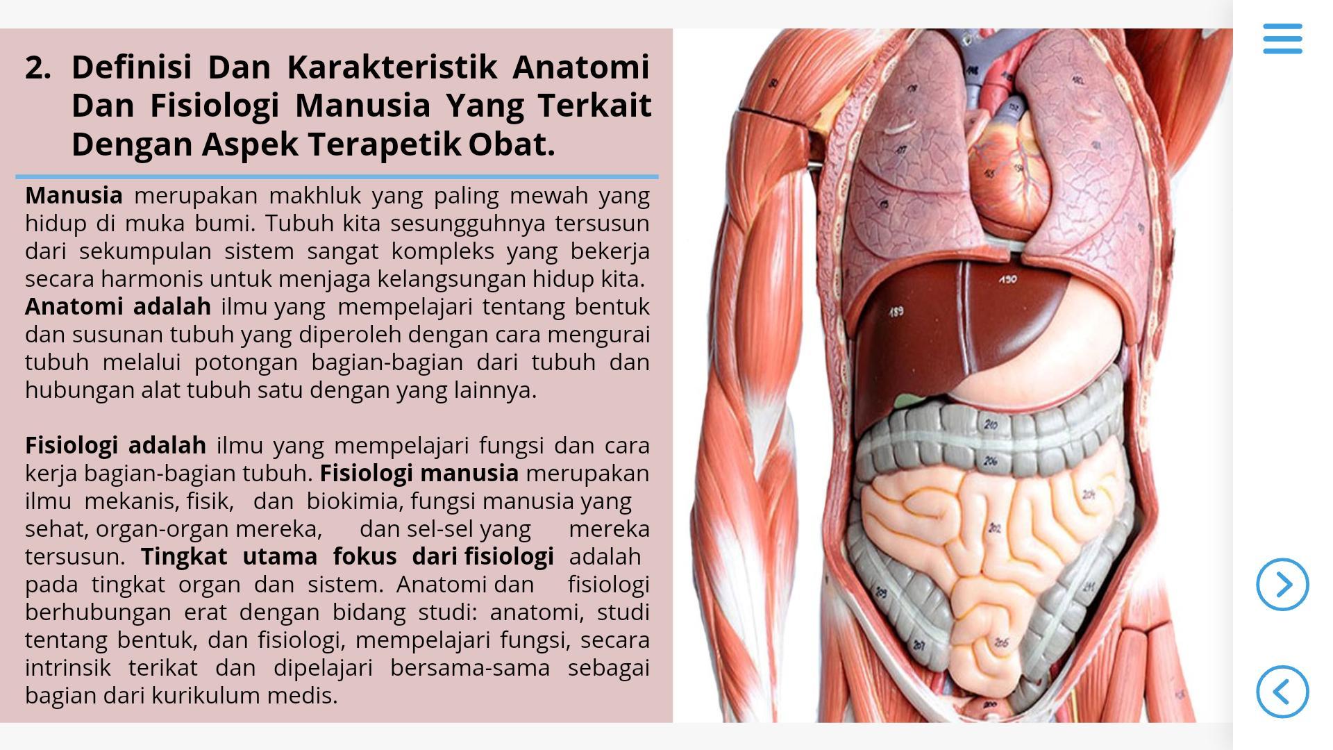 M3 Kefarmasian Anatomi Fisiologi Manusia For Android Apk Download