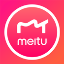 Meitu -美顔自撮り GIFアニメ おもしろ加工 写真編集機能 APK