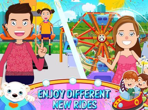Mini Town: Summer Theme Park screenshot 14