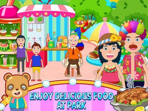 Mini Town: Summer Theme Park screenshot 1