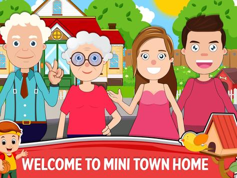 Mini Town: Home poster