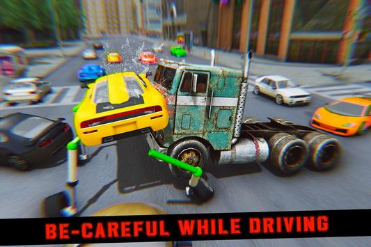 Elevated Car Racing Speed Driving Parking Game تصوير الشاشة 2