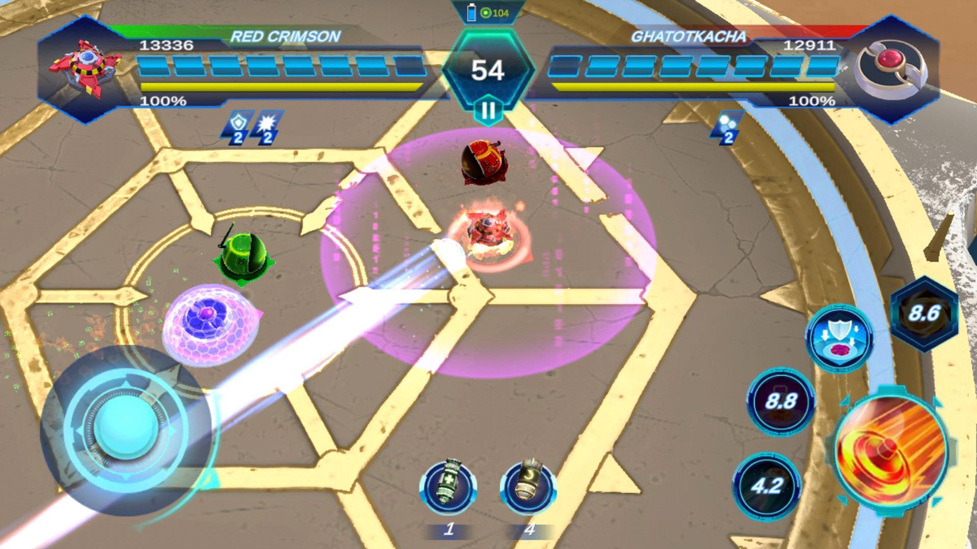 Gyro based games