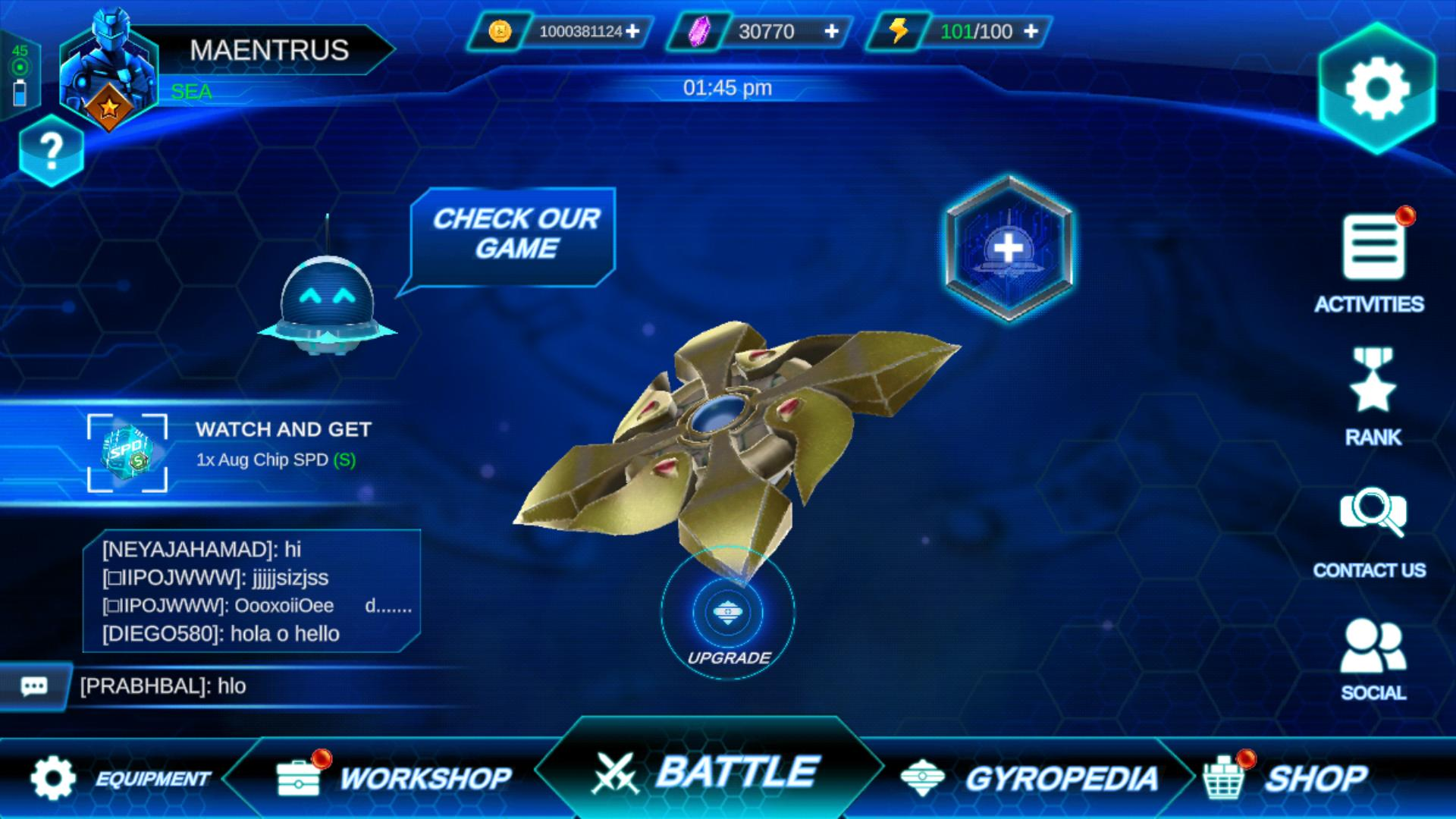 Gyro Buster HD for Android - APK Download