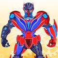 Assemble Robot Toy Suit