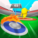 Throwing Disc 3D APK Android