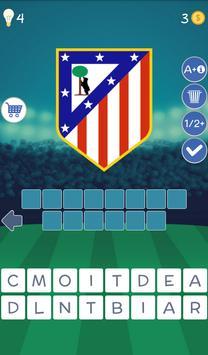 Soccer Clubs Logo Quiz screenshot 10