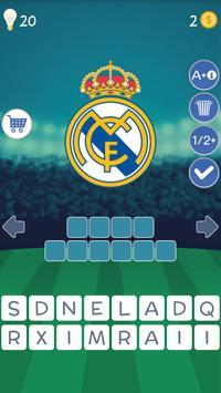 Soccer Clubs Logo Quiz screenshot 1