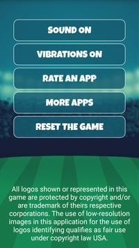 Soccer Clubs Logo Quiz screenshot 7