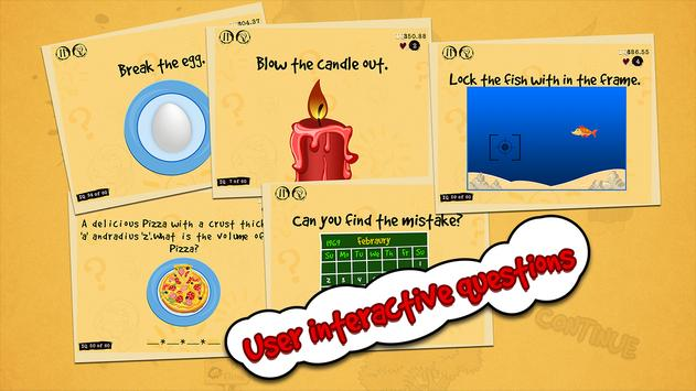 The Unbeatable Game - IQ Tricky Test screenshot 4
