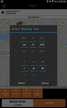 Vancouver Taxi screenshot 6