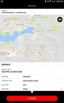 Vancouver Taxi screenshot 7