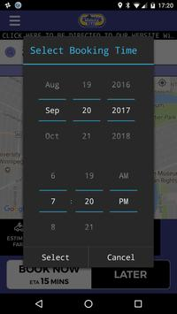 Unicity Taxi screenshot 1
