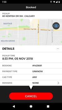 Mayfair Taxi screenshot 3