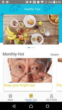 活力午餐 captura de pantalla 1