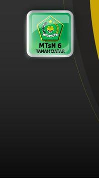 MTsN 6 TANAH DATAR poster