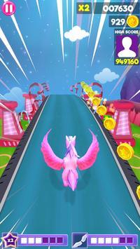 Unicorn Runner 2020: Running Game. Magic Adventure screenshot 23