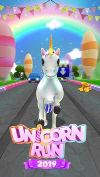 Unicorn Runner 2020: Running Game. Magic Adventure screenshot 2