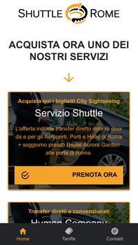 Shuttle Rome poster