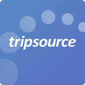 TripSource 圖標