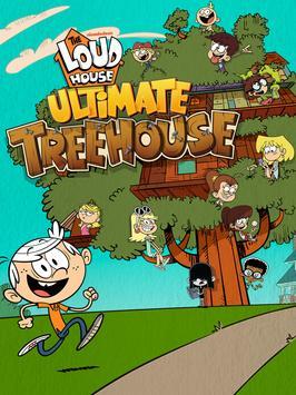 Loud House: Ultimate Treehouse screenshot 6