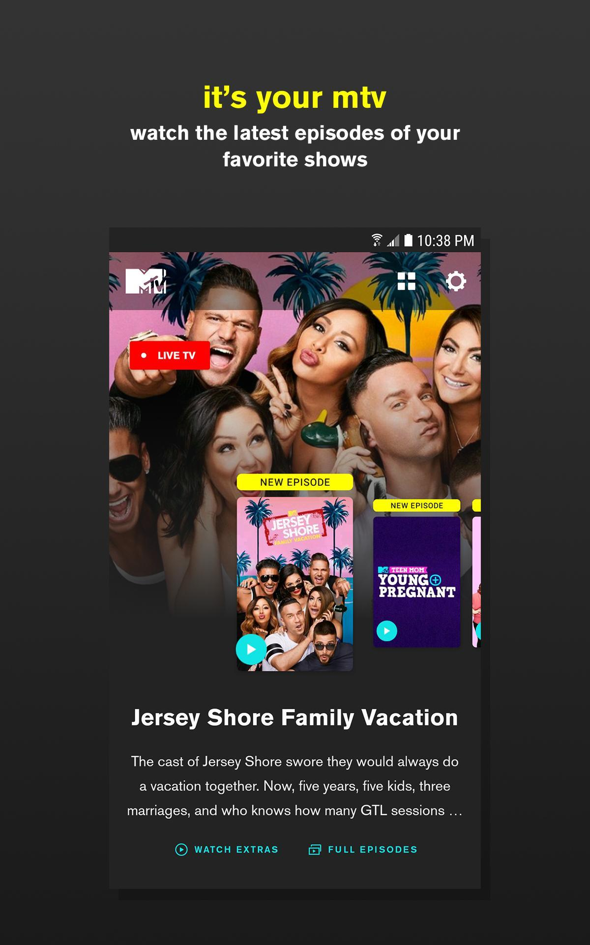 MTV for Android - APK Download