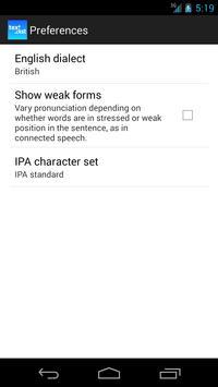 toPhonetics Free screenshot 1